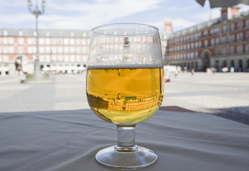 Cada español gasta en cerveza 283 euros anualmente